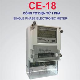 Công tơ điện tử 1 pha Gelex EMIC